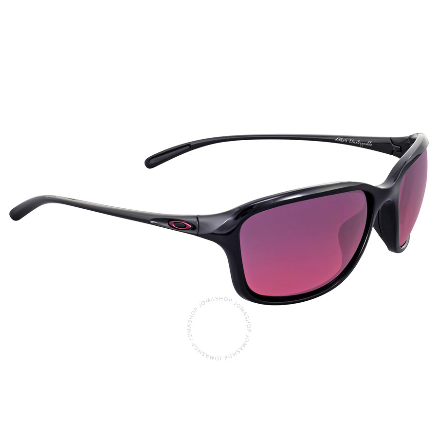 ccdc4806d57 Oakley She s Unstoppable Polarized Rose Gradient Sunglasses Oakley She s  Unstoppable Polarized Rose Gradient Sunglasses ...