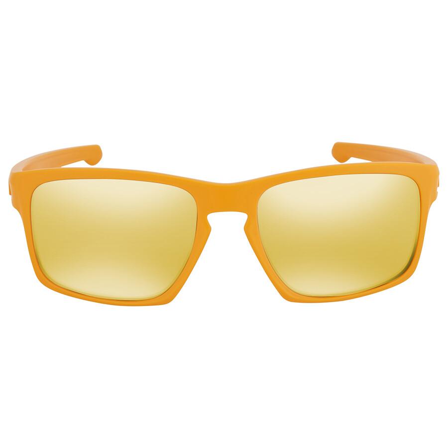 522598c41ae Oakley Silver Atomic Orange Sunglasses - Oakley - Sunglasses - Jomashop