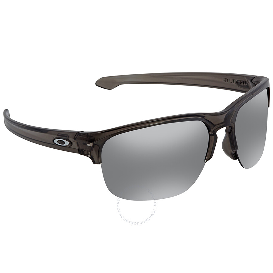 a6782b36d7eb2 Oakley Silver Edge Prizm Black Rectangular Men s Sunglasses OO9413 941303  65 ...
