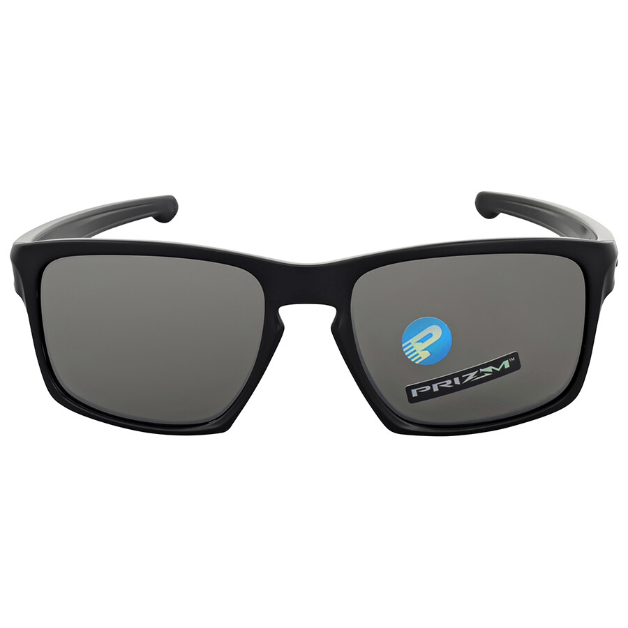 3ee6fbd847f0 Oakley Silver Prizm Black Polarized Sunglasses - Oakley - Sunglasses ...
