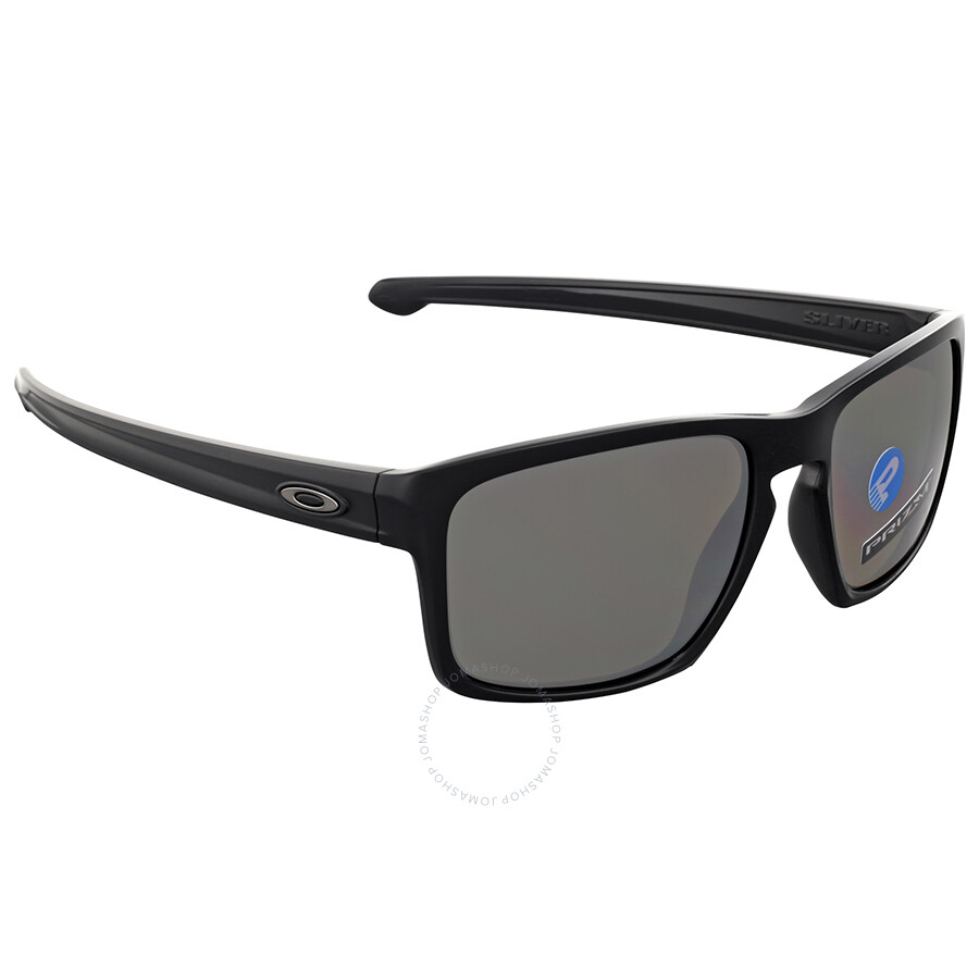 a9258d0b4e31 Oakley Silver Prizm Black Polarized Sunglasses Oakley Silver Prizm Black  Polarized Sunglasses ...