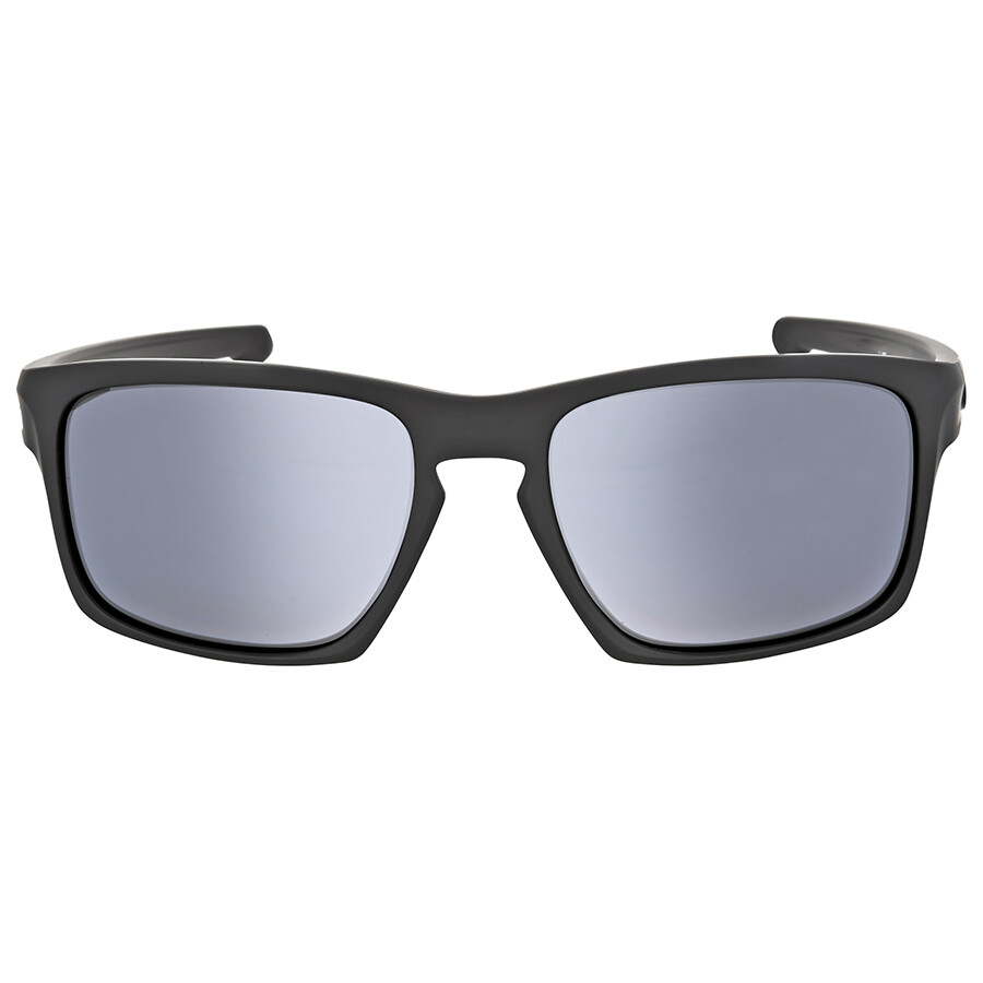 64c66f7fb01 Oakley Sliver Matte Black Sunglasses - Oakley - Sunglasses - Jomashop