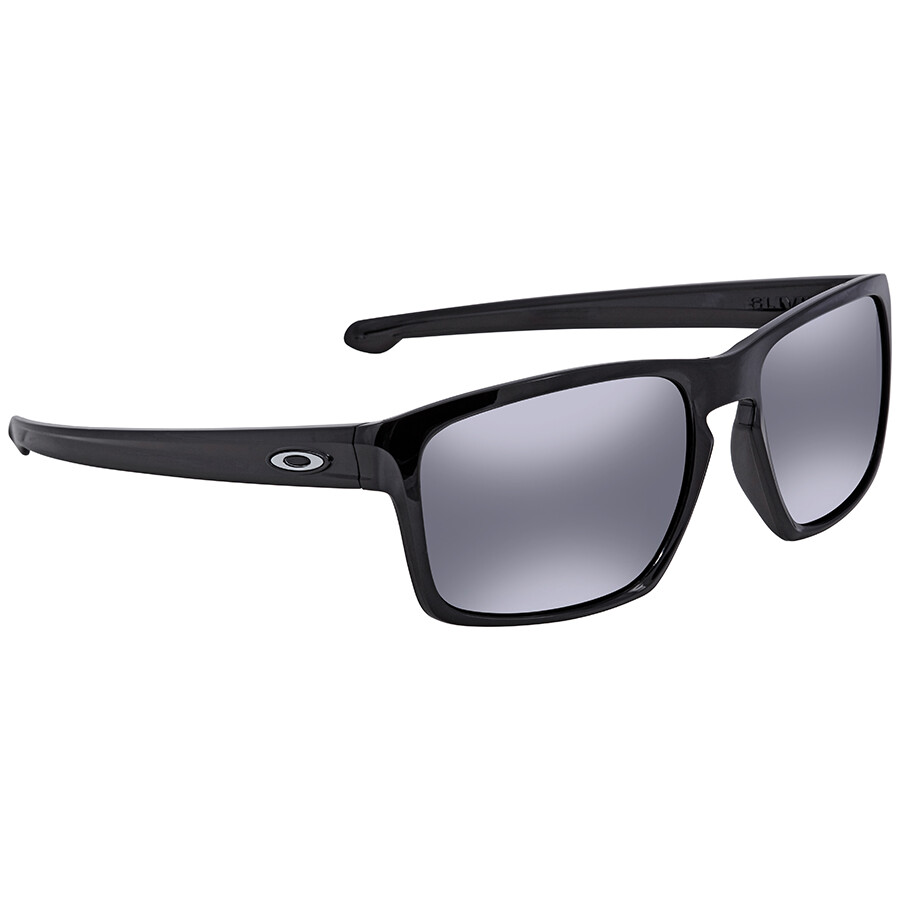 a14e875229f5 Oakley Sliver Prizm Black Rectangular Men s Sunglasses OO9262-926246-57 ...