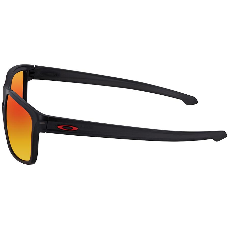 6c139ffda7a Oakley Sliver Prizm Ruby Polarized Sunglasses OO9269 926917 57 ...