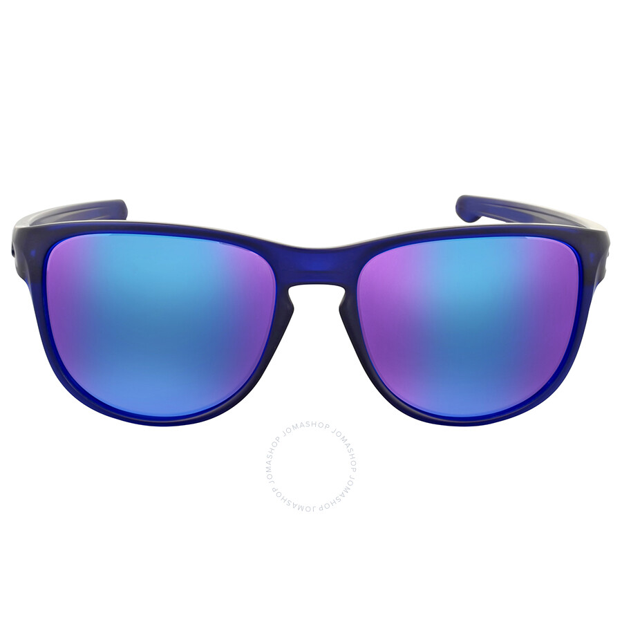 2f7be68434 Oakley Sliver R Sapphire Iridium Sunglasses - Oakley - Sunglasses ...