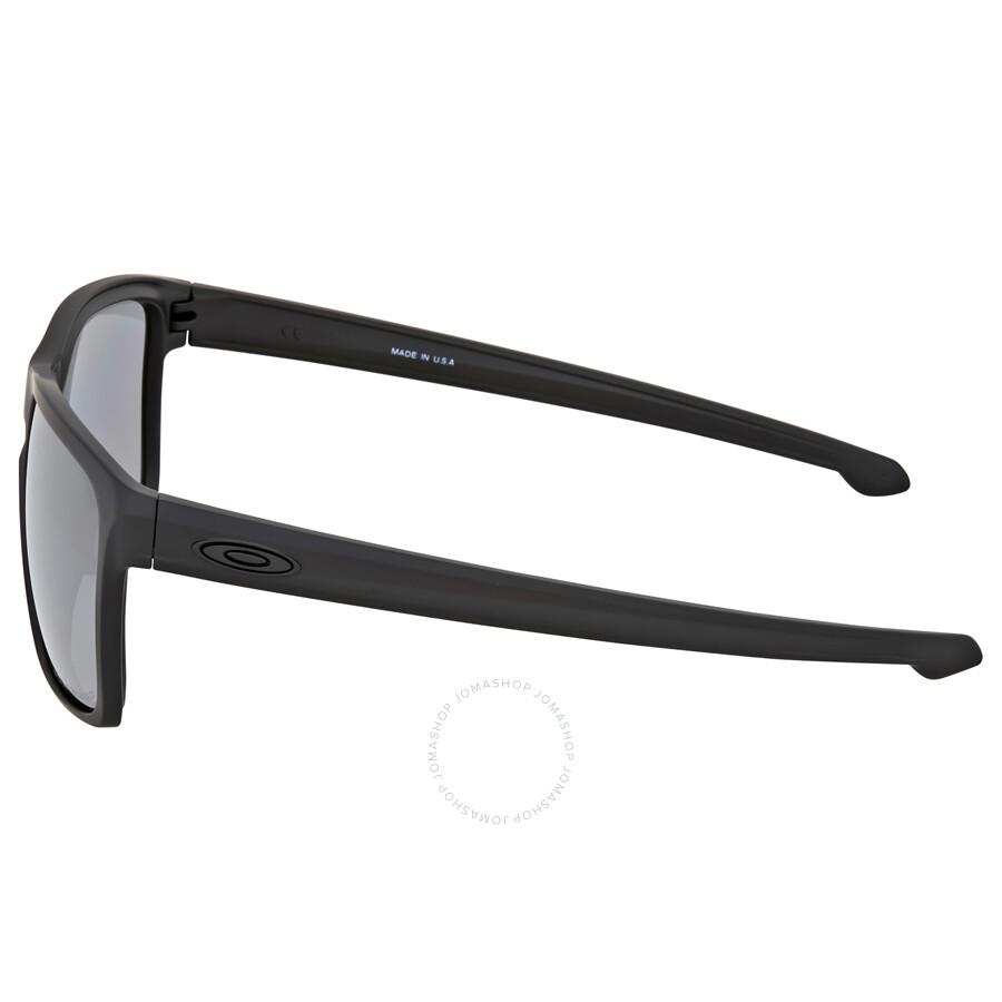 c104b9eb60 Oakley Sliver XL Polarized Grey Square Sunglasses Oakley Sliver XL Polarized  Grey Square Sunglasses ...