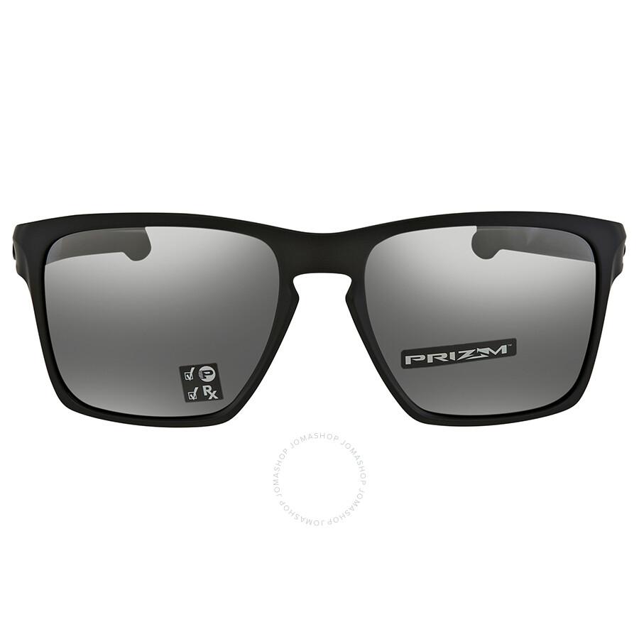 a83cbccca9 ... Oakley Sliver XL Prizm Black Rectangular Men s Sunglasses OO9341-934115- 57 ...