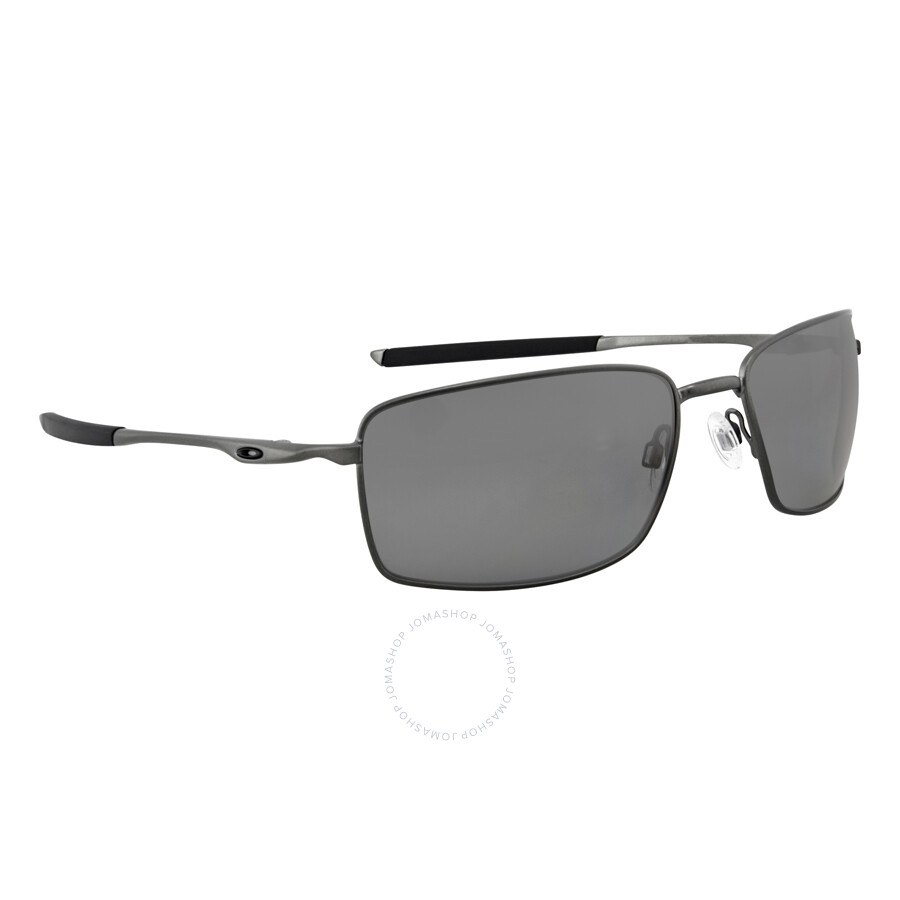 9c4b378bb87 Oakley Square Wire Grey Polarized Men s Sunglasses OO4075-407504-60 ...