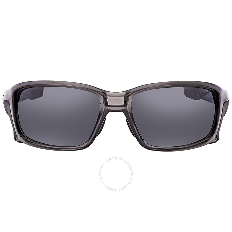 6378d97ef3 ... Oakley Straightlink Black Iridium Rectangular Asia Fit Sunglasses  OO9336-933601-58 ...