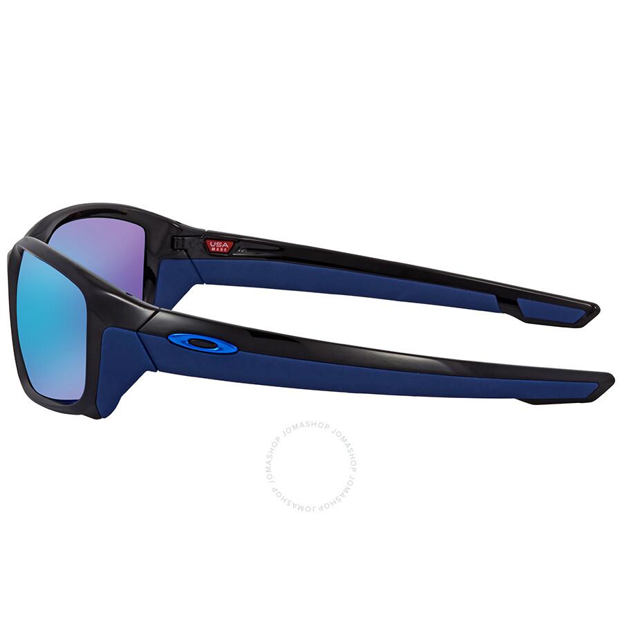 fcd4ef4470 ... Oakley Straightlink Sapphire Iridium Mirrored Rectangular Men s  Sunglasses OO9331-933104-58