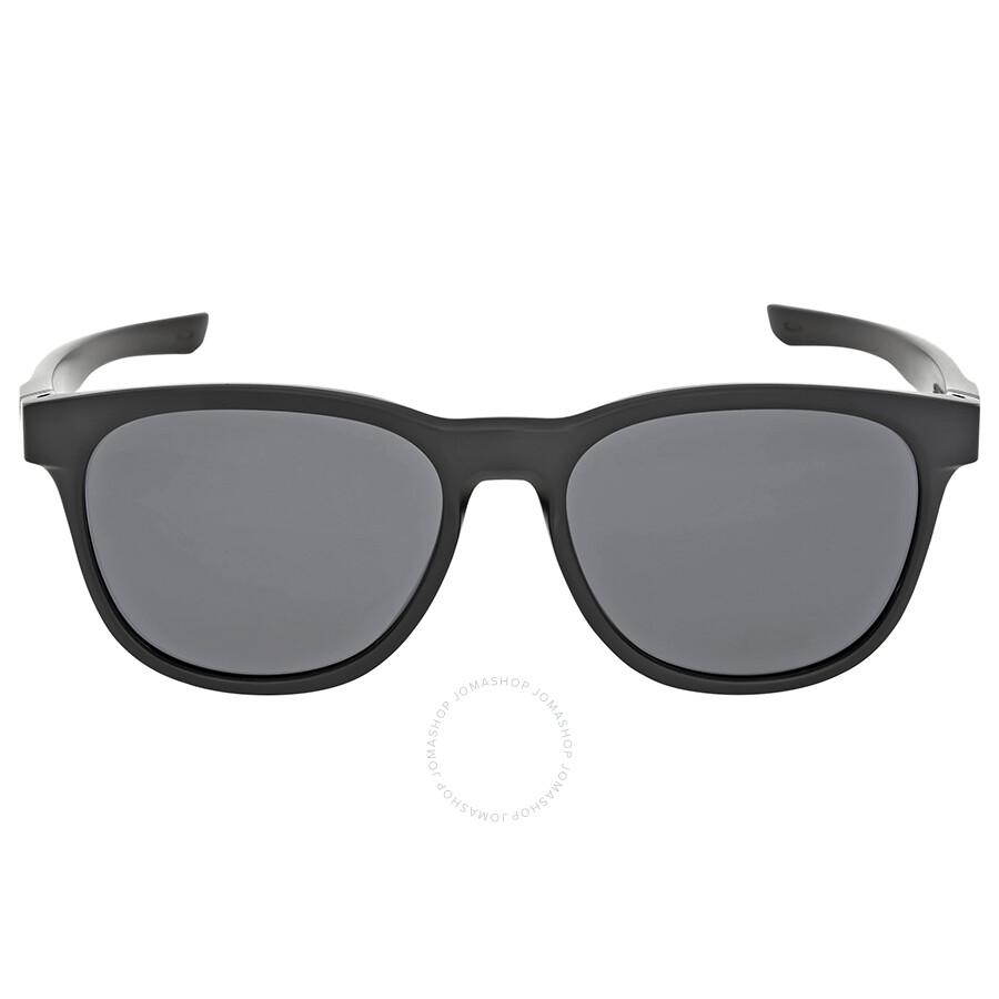 febe88e4fef0f Oakley Stringer Matte Black Square Sunglasses - Oakley - Sunglasses ...