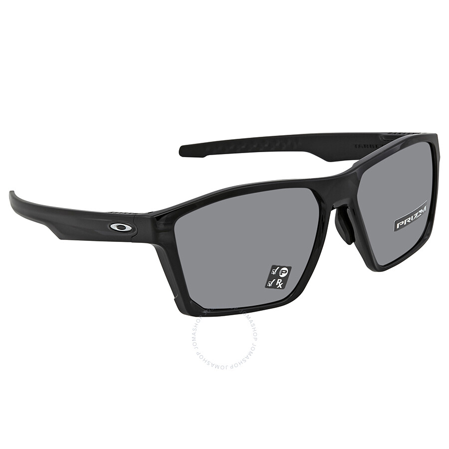82812c8f3e40 Oakley Targetline Prizm Polarized Black Rectangular Asia Fit Sunglasses  OO9398 939806 58 Item No. OO9398 939806 58