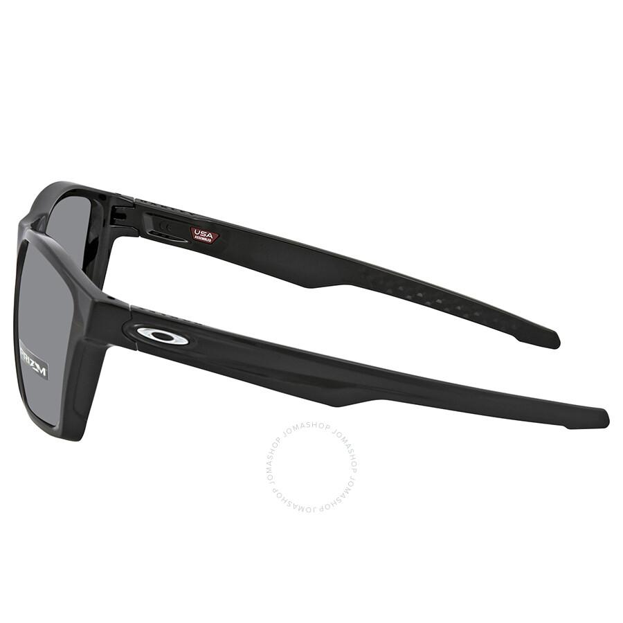 5e1756ff42b ... Oakley Targetline Prizm Polarized Black Rectangular Men s Sunglasses  OO9398 939806 58