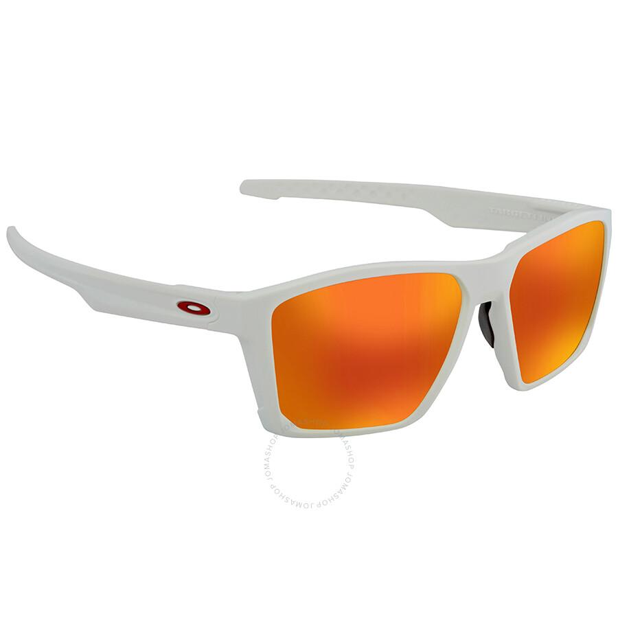 84b0bb60e3 Oakley Targetline Prizm Ruby Square Men s Sunglasses 0OO9397 939703 58 ...