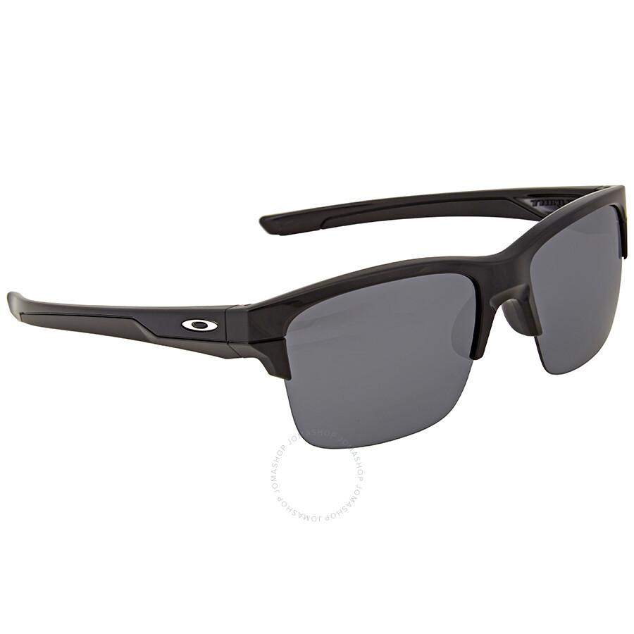 51572778eb Oakley Thinlink Asia Fit Black Iridium Sunglasses - Oakley ...