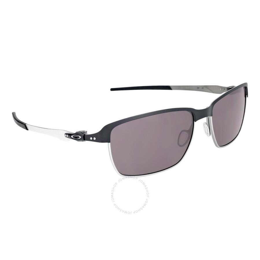 oakley tinfoil wire frame sunglasses matte blacksilver