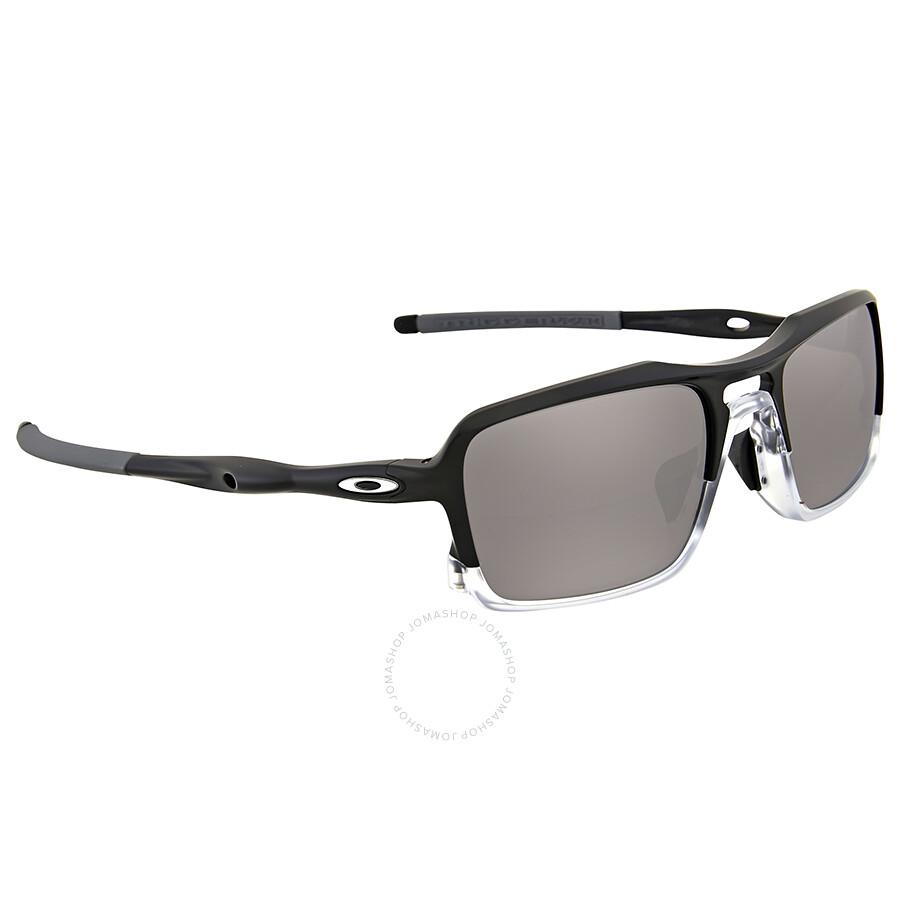 b1dc276fcbb282 Oakley Triggerman Asia Fit Chrome Iridium Sunglasses - Oakley ...