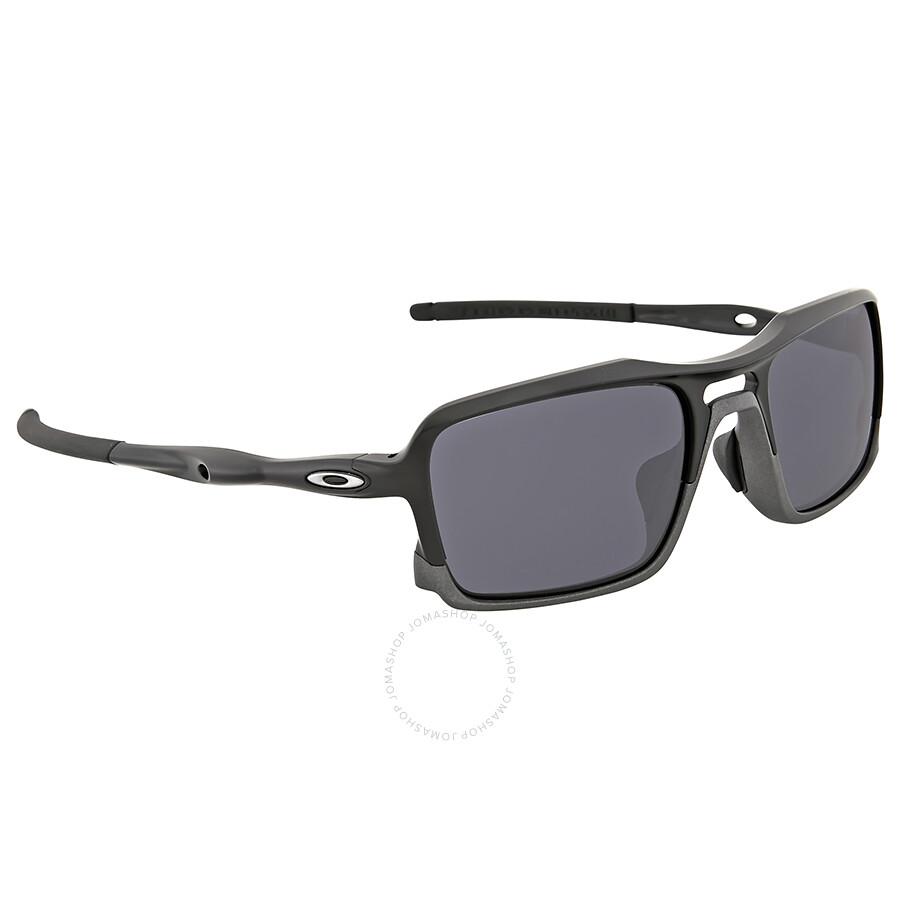 5a0ceada9713 Oakley Triggerman Asia Fit Matte Black Sunglasses - Oakley ...