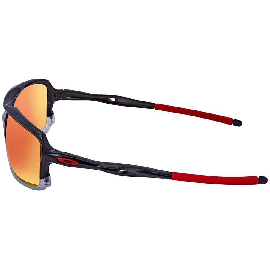 6cb4e203a5 ... Oakley Triggerman Ruby Iridium Rectangular Men s Sunglasses OO9266 -926610-59