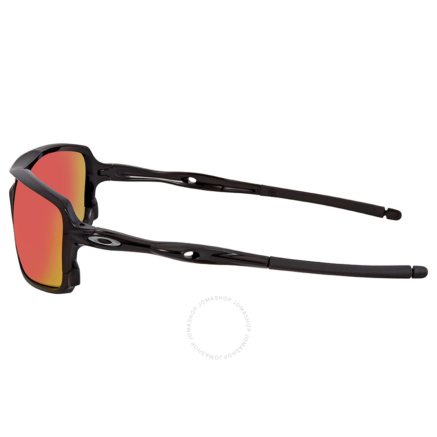 5894be40062 ... Oakley Triggerman Ruby Iridium Rectangular Men s Sunglasses OO9266 -926603-59