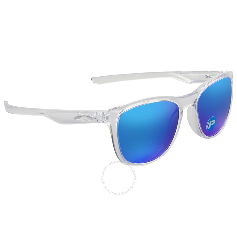 b236001256 Oakley Trillbe X Polarized Sapphire Iridium Sunglasses Oakley Trillbe X  Polarized Sapphire Iridium Sunglasses ...