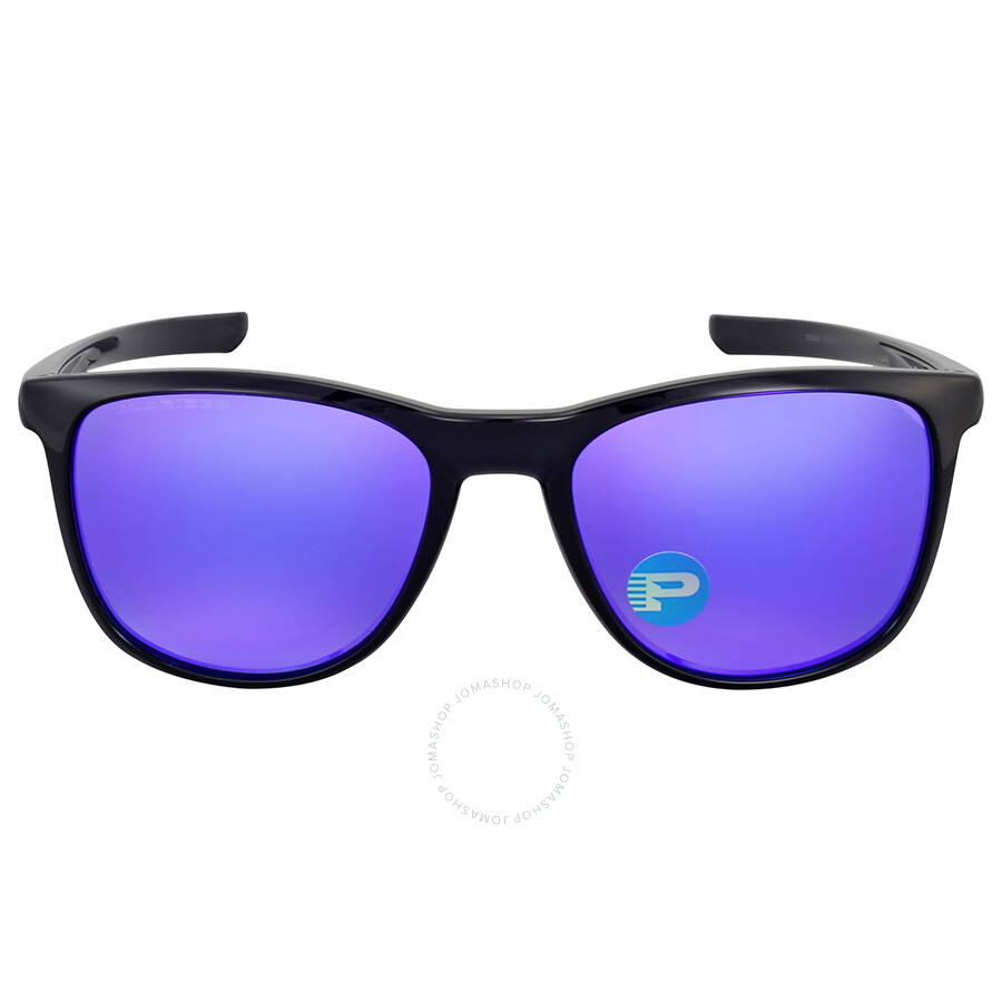 503b269e19 Oakley Trillbe X Violet Iridium Square Sunglasses Item No. OO9340-934003-52