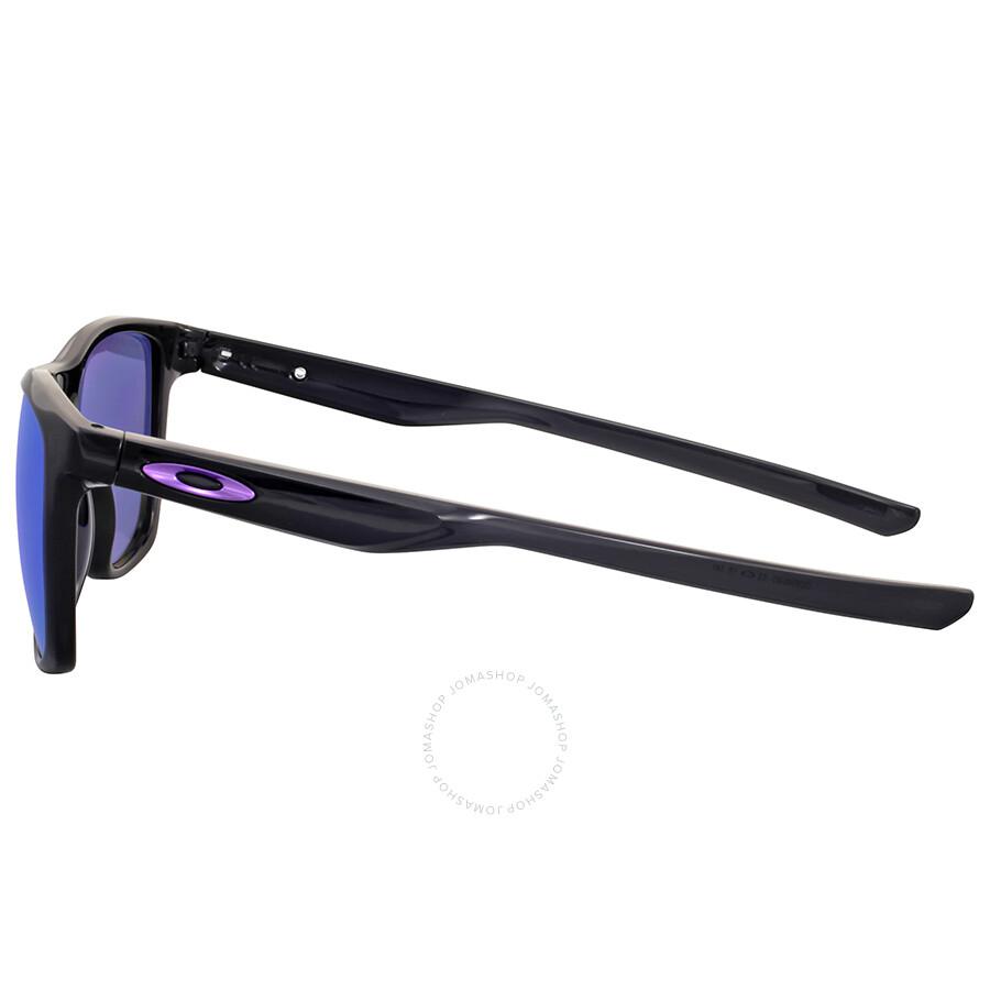 1fa5cc2cb71 Oakley Trillbe X Violet Iridium Square Sunglasses - Oakley ...