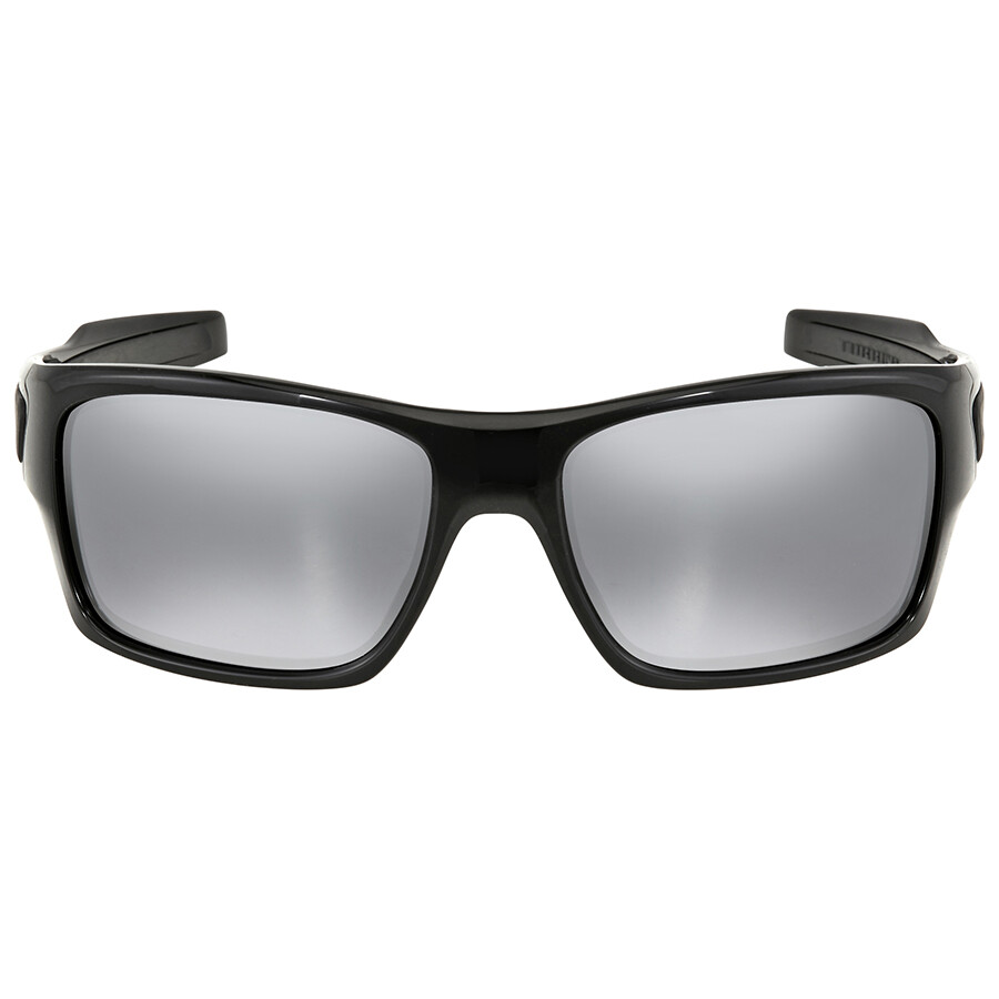 f6fb810fbf Oakley Turbine Black Iridium Sunglasses - Oakley - Sunglasses - Jomashop