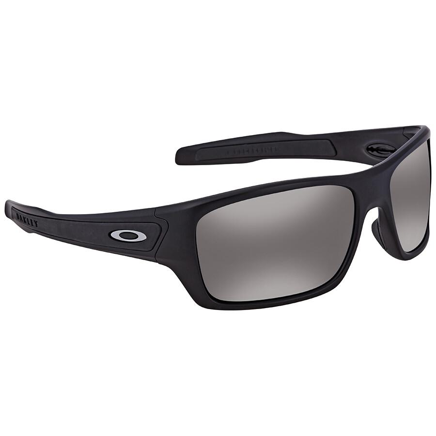 41082326a0f Oakley Turbine Prizm Black Rectangular Men s Sunglasses OO9263-926342-63 ...