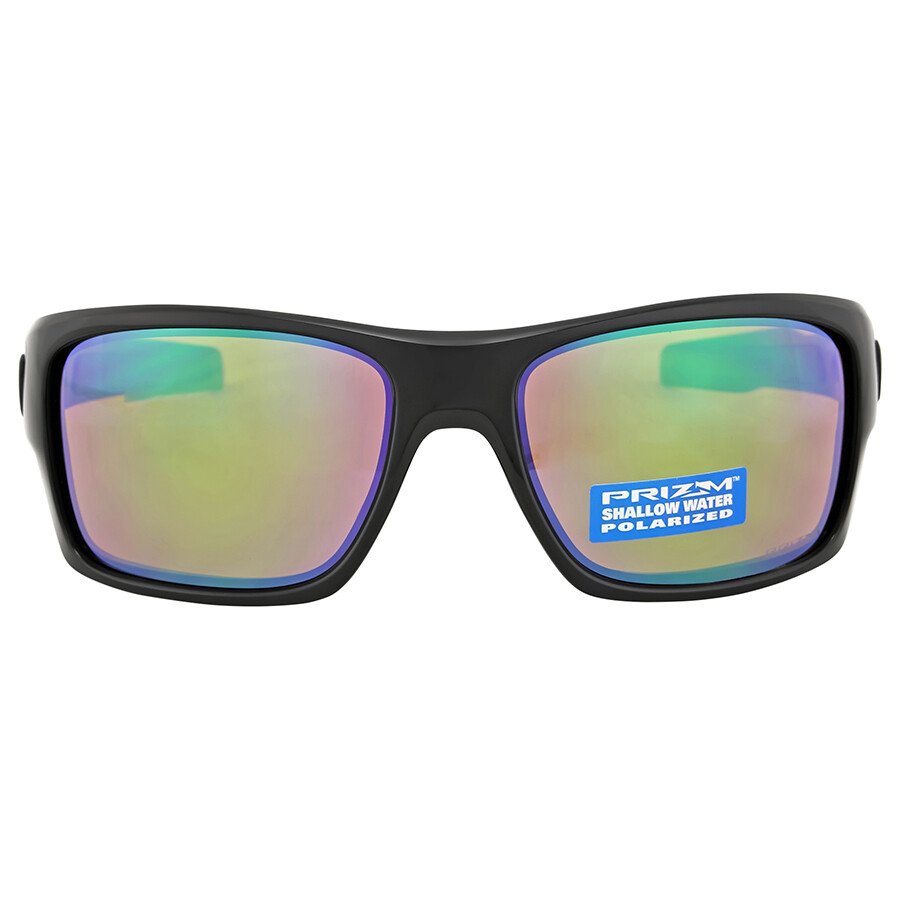 89c87c99b52 Oakley Turbine Prizm Fres Sunglasses - Polished Black Item No. OO9263 -926313-63