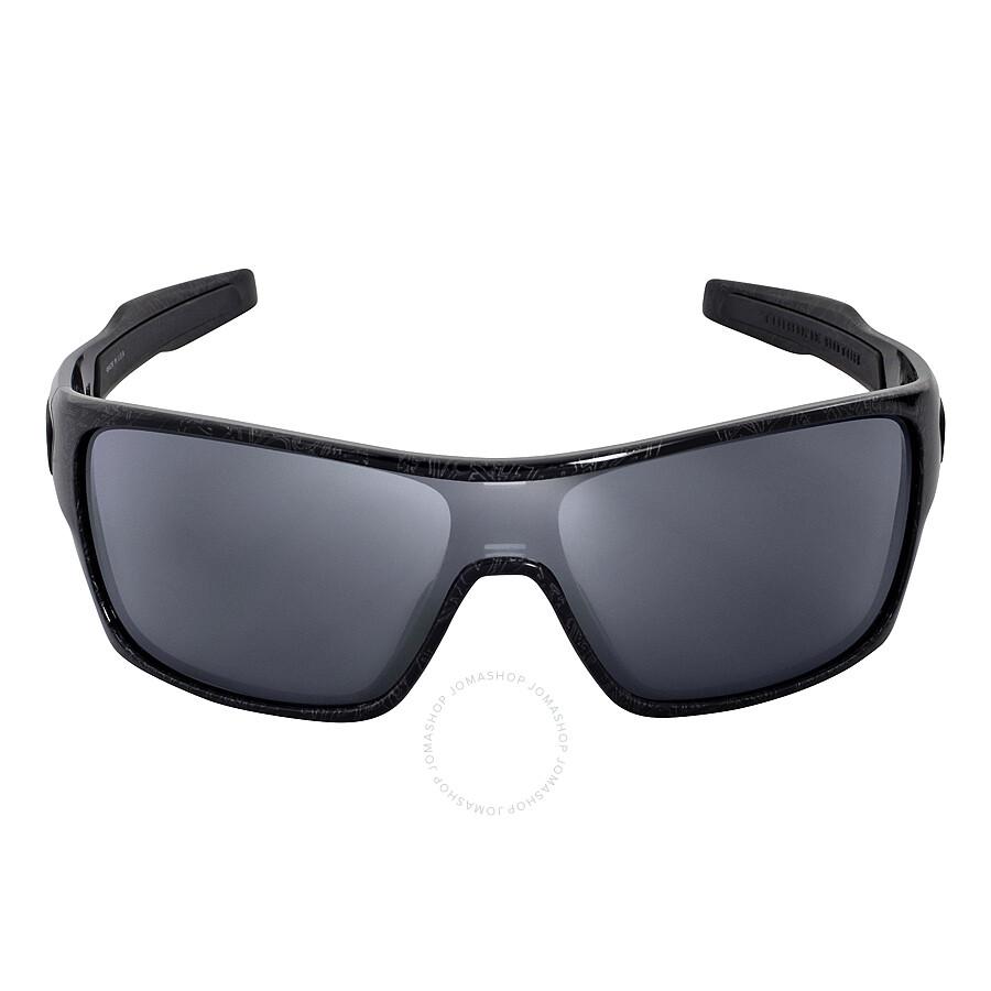 def0efcf29 Oakley Turbine Rotor Black Iridium Sunglasses OO9307-930702-32 ...