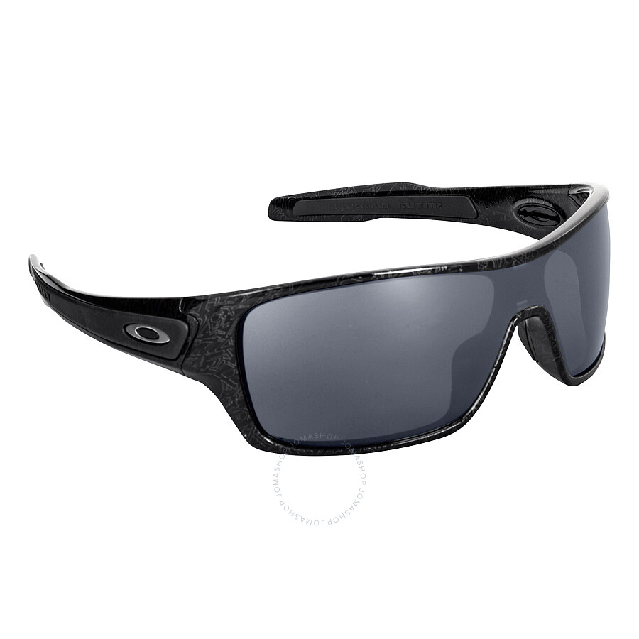 24f752d6a57 ... Oakley Turbine Rotor Black Iridium Sunglasses OO9307-930702-32 ...