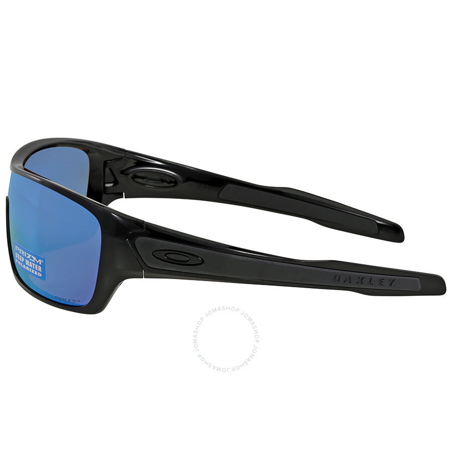 6f30108fc0c Oakley Turbine Rotor Polarized Prizm Deep Water Sunglasses - Oakley ...