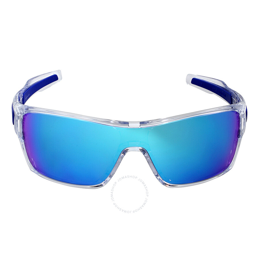 dcd524f128268 Oakley Turbine Rotor Sapphire Iridium Blue Men s Sunglasses  OO9307-930710-32 ...