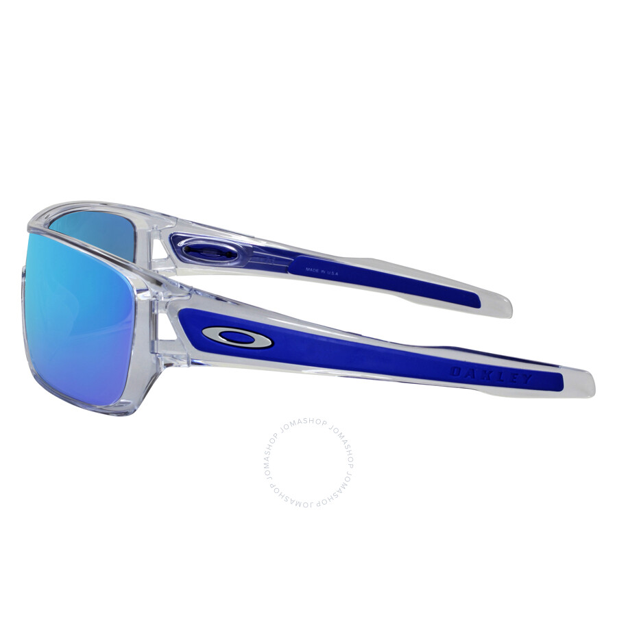 fecf979d67a24 ... Oakley Turbine Rotor Sapphire Iridium Blue Men s Sunglasses  OO9307-930710-32