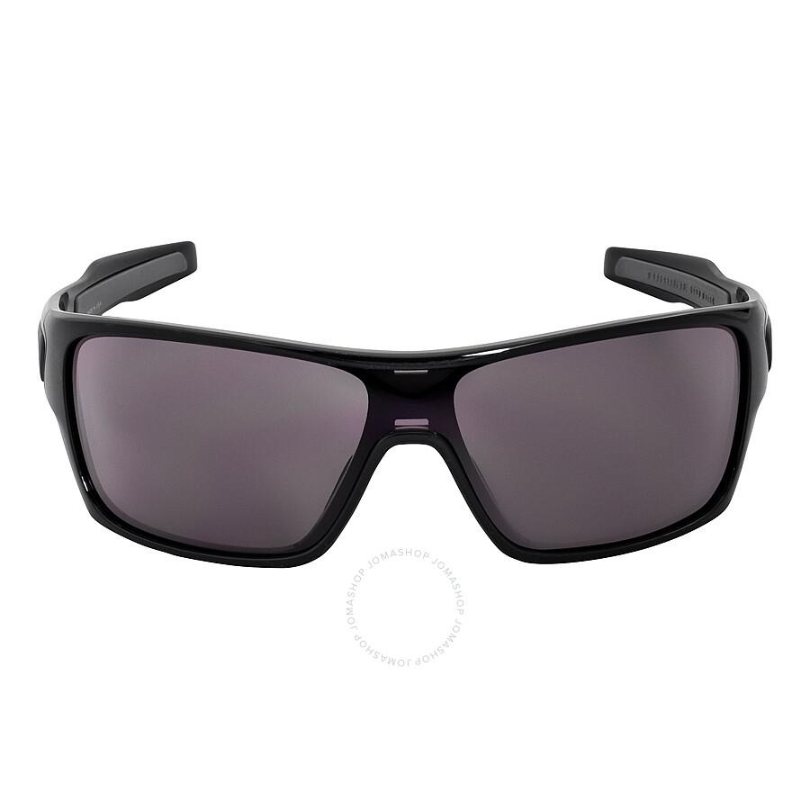black and purple oakley sunglasses no5a  Oakley Turbine Rotor Warm Grey Sunglasses