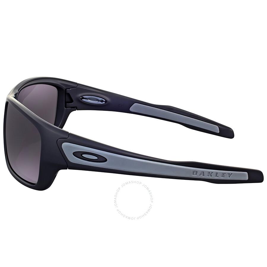 17d71090a3f Oakley Turbine Warm Grey Sunglasses OO9263-926301-63 - Oakley ...