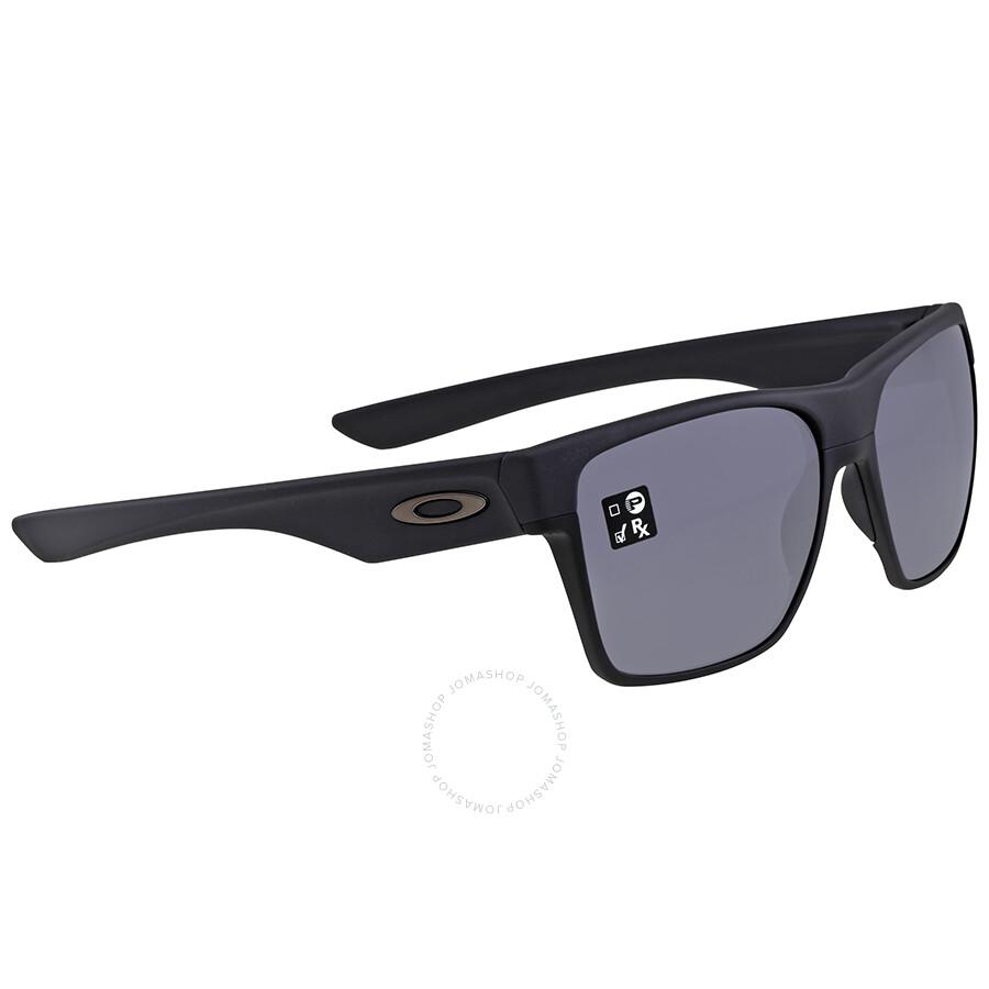 8badc616d9fc5 Oakley Two Face XL Grey Sunglasses Oakley Two Face XL Grey Sunglasses ...