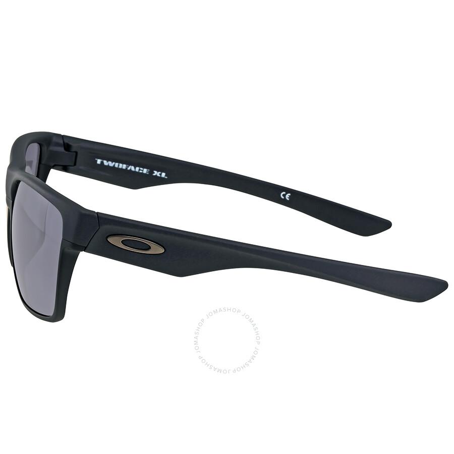 c0a26ca316ebc Oakley Two Face XL Grey Sunglasses - Oakley - Sunglasses - Jomashop