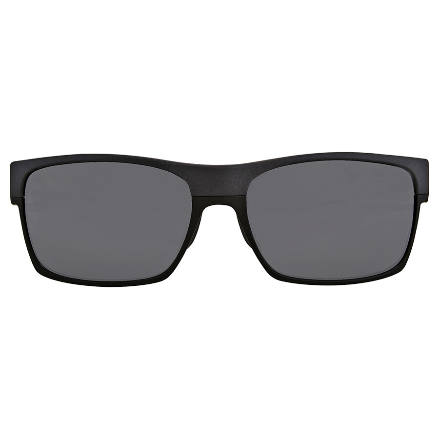 f41b98b2b5b Oakley TwoFace Asia Fit Black Iridium Sunglasses Item No. OO9256-925604-60