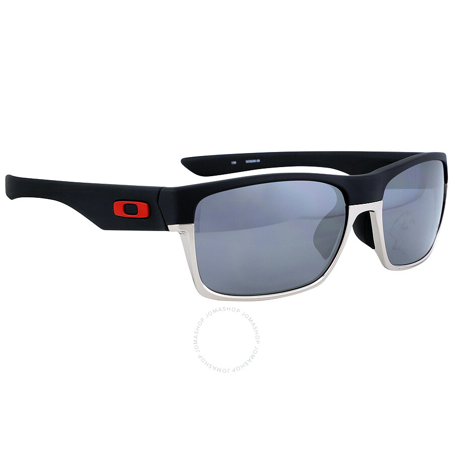 21be6ecc868 Oakley Twoface Asia Fit Sport Sunglasses - Black Black Iridium ...