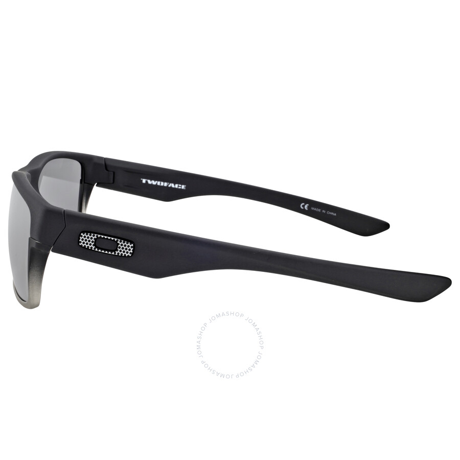 3a71787e83 Oakley Twoface Machinist Asia Fit - Matte Black Chrome - Oakley ...