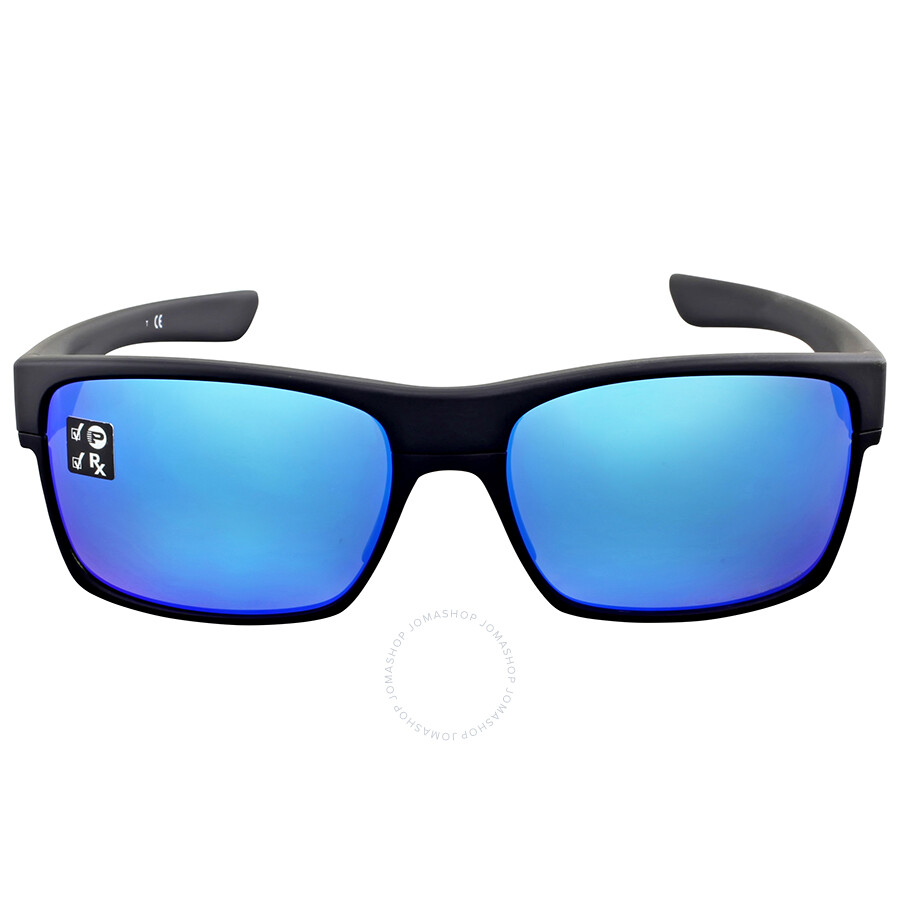 335e3868fa Oakley TwoFace Polarized Sapphire Iridium Sunglasses Item No. OO9189 -918935-60