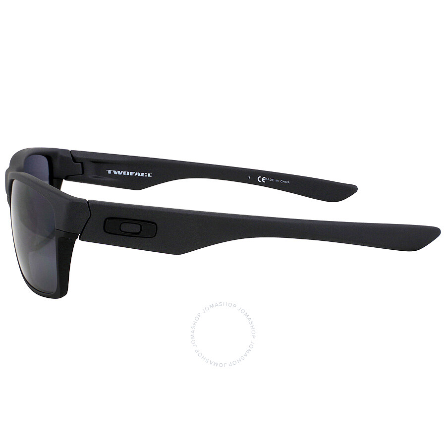 oakley sport sunglasses  Oakley Twoface Sport Sunglasses - Steel/Grey - Oakley - Sunglasses ...