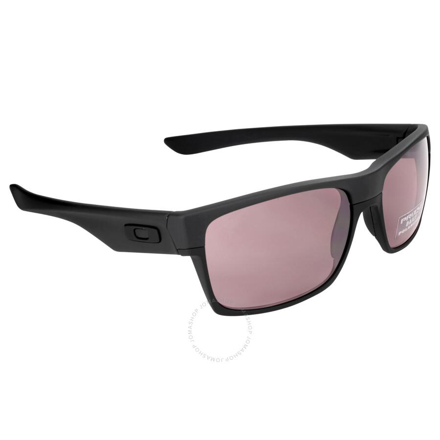 320e4c1836 Oakley Twoface Sunglasses - Matte Black Prizm Polarized - Oakley ...