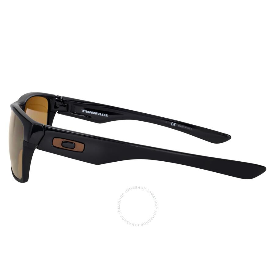 20893ec373 Oakley Twoface Sunglasses - Polished Black Dark Bronze - Oakley ...