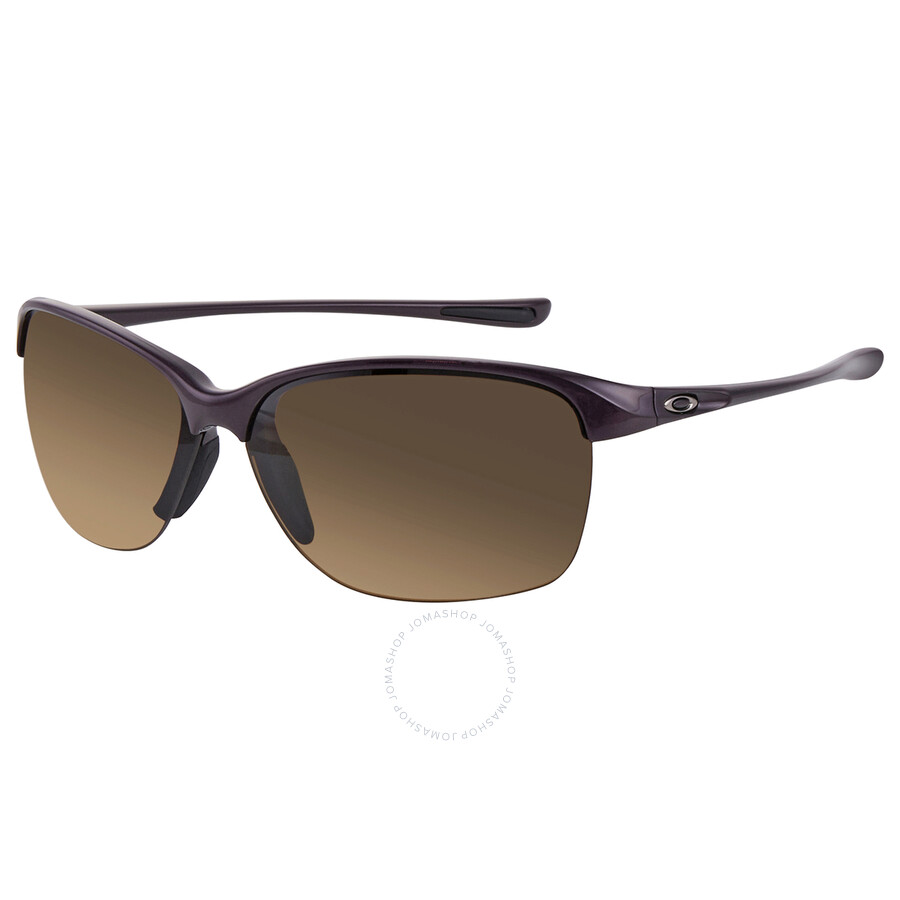 Oakley Unstoppable Brown Gradient Sunglasses (OO9191-919103-65)