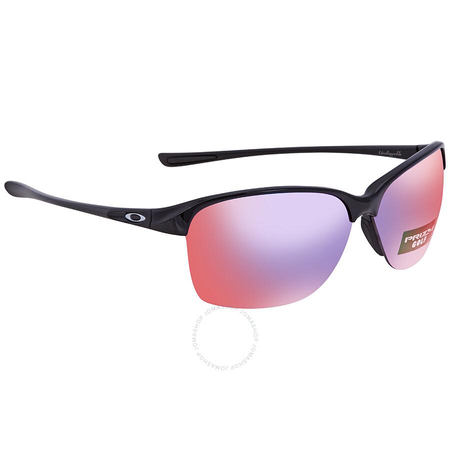 955d3ac8f25 Oakley Unstoppable Prizm Golf Rectangular Ladies Sunglasses  OO9191-919115-65 ...