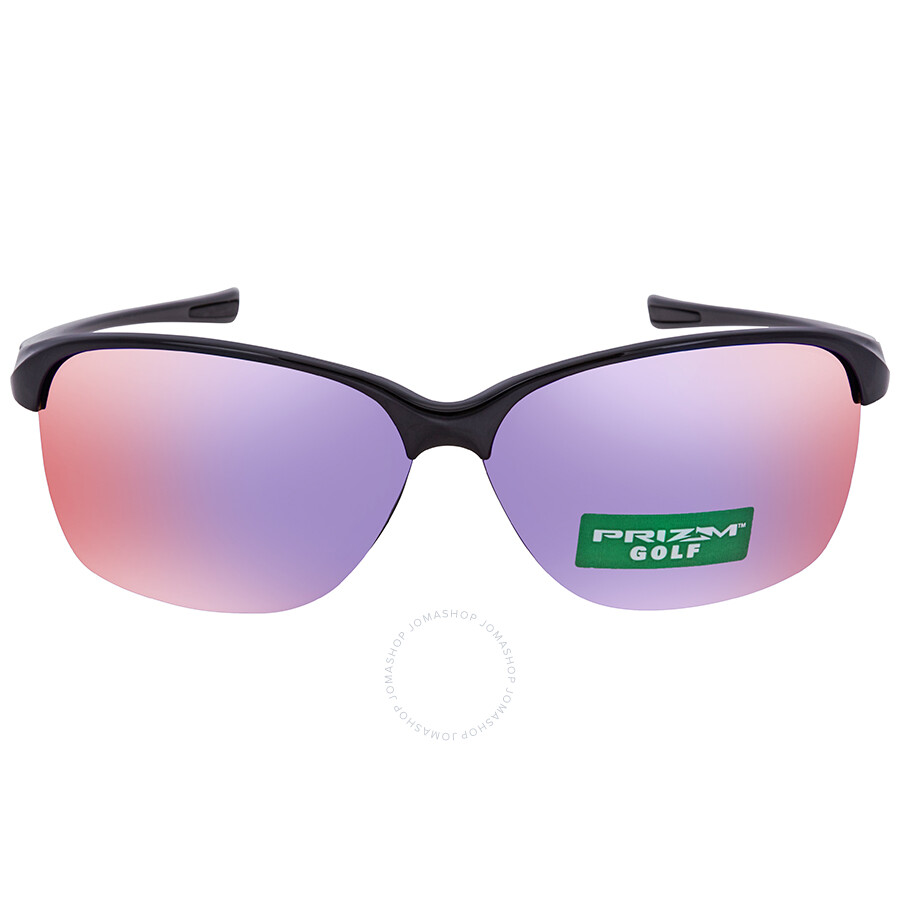 9a23214c87 ... Oakley Unstoppable Prizm Golf Rectangular Ladies Sunglasses  OO9191-919115-65 ...