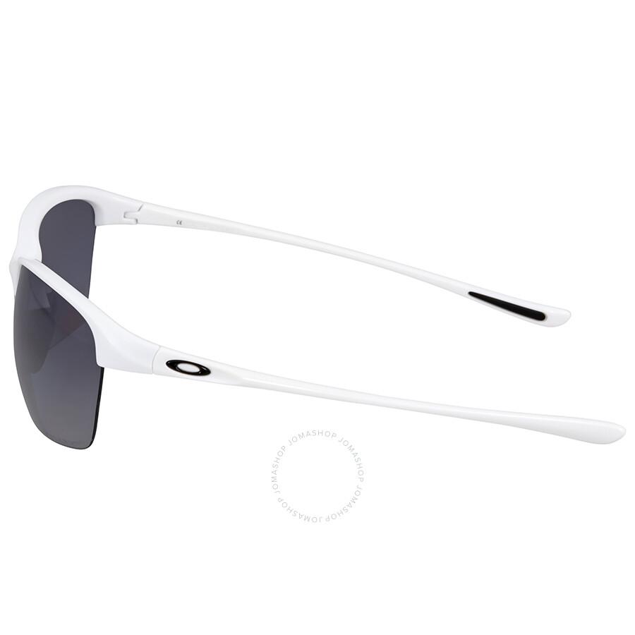 Oakley Unstoppable White Frame Sunglasses - Oakley - Sunglasses ...